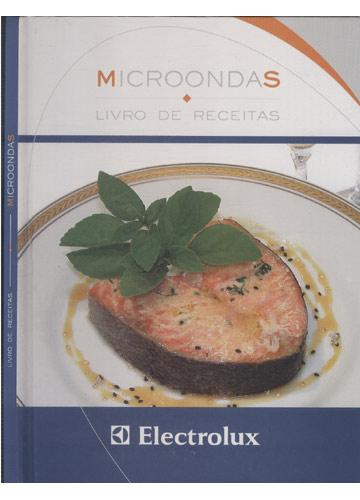 Microondas - Livro de Receitas