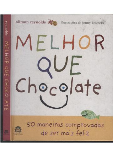 Melhor que Chocolate