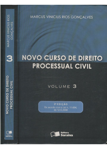 Novo Curso de Direito Processual Civil - Volume 3