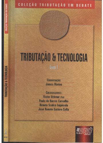 Tributação & Tecnologia - Livro 1