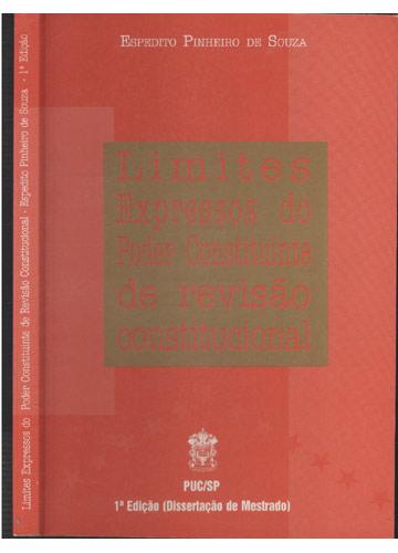 Limites Expressos do Poder Constituinte de Revisão Constitucional