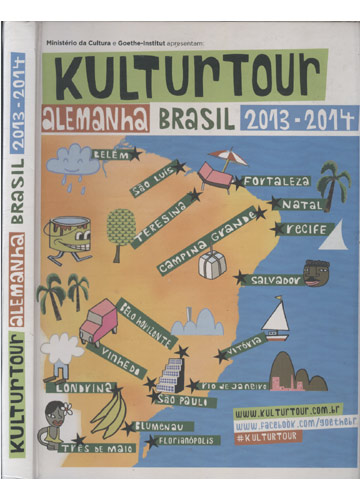 Kulturtour - Alemanha Brasil 2013-2014