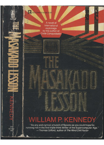 The Masakado Lesson
