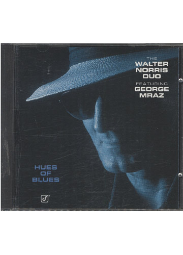The Walter Norris Duo Featuring George Mraz - Hues Of Blues *Importado*