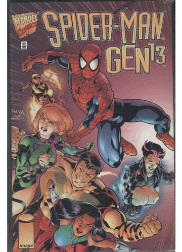 Spider-Man / Gen 13 *Inglês*