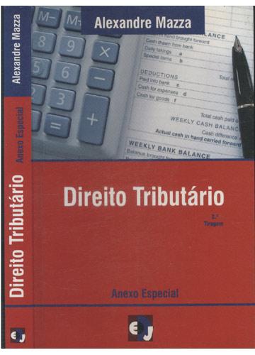 Direito Tributário - Anexo Especial
