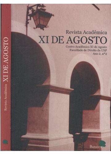 Revista Acadêmica - XI de Agosto