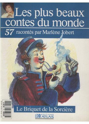Les Plus Beaux Contes du Monde - 57 Racontés Par Marlène Jobert - Le Brinquet de La Sorcière