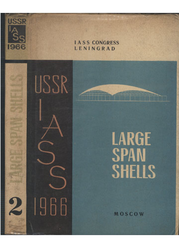 Large Span Shells - Volume 2