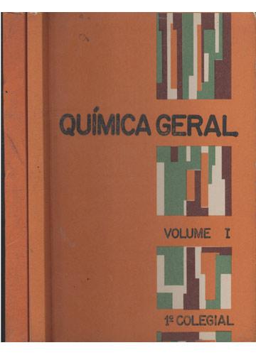 Química Geral - 2 Volumes