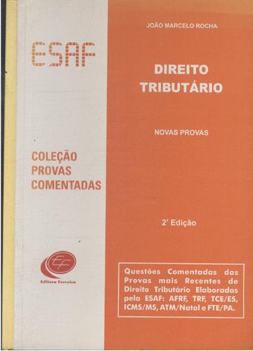 Direito Tributário ESAF
