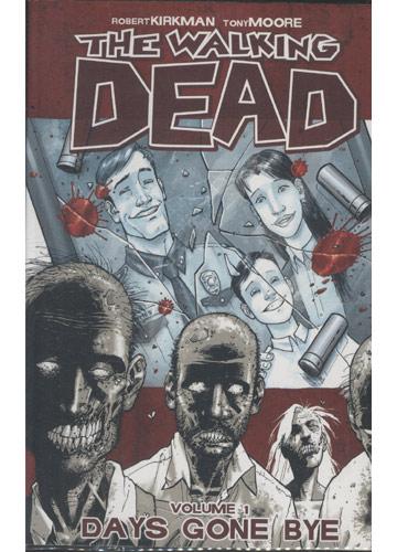 The Walking Dead - Volume 01 (em inglês)