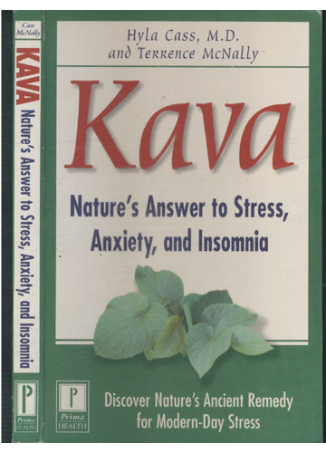 Kava - Nature's Answer to Stress - Anxiety and Insomnia