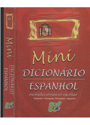 Mini Dicionário Espanhol