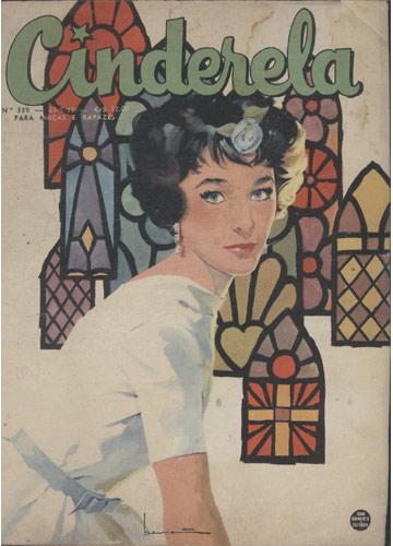 Cinderela - Ano 1959 - Nº.339
