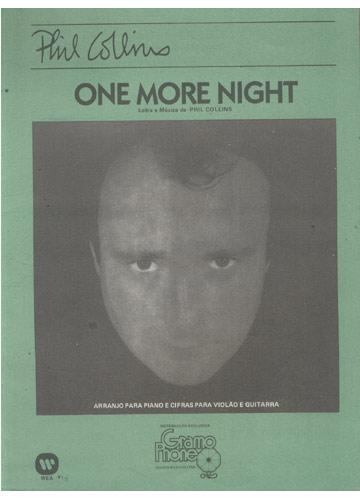 One More Night (Partituras Piano)
