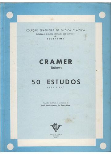 Cramer - 50 Estudos (Partituras Piano)