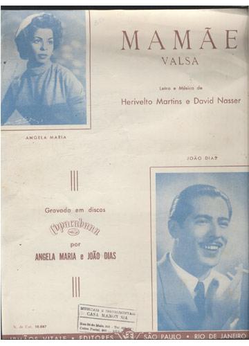 Mamãe - Valsa (Partituras)