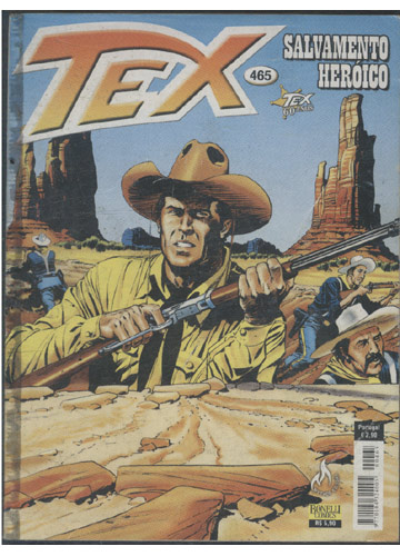 Tex - Nº.465