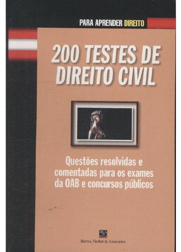 200 Testes de Direito Civil