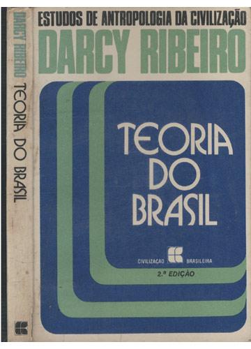 Teoria do Brasil - Com Dedicatória do Autor