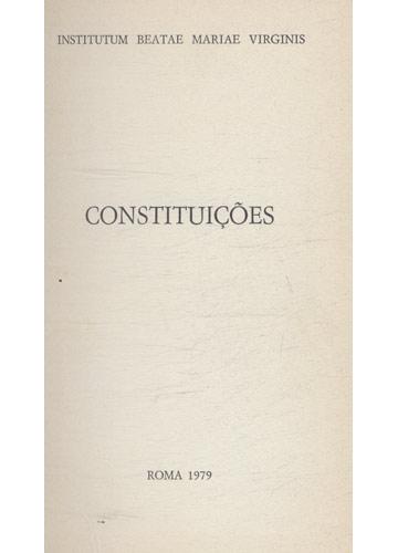 Constituições