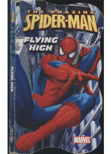 The Amazing Spider-man - Flying High