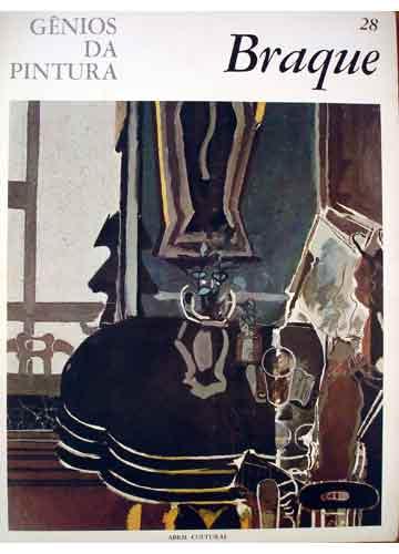 Braque - Gênios da Pintura - Volume 28