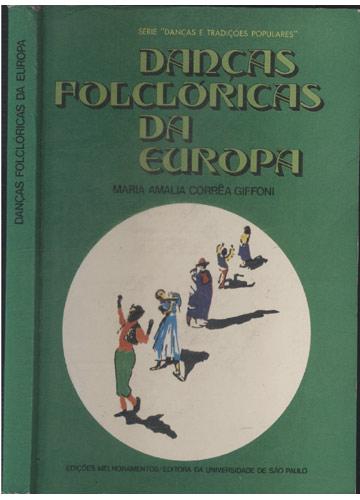Danças Folclóricas da Europa