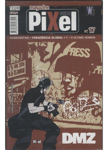 Pixel Magazine - N°.17
