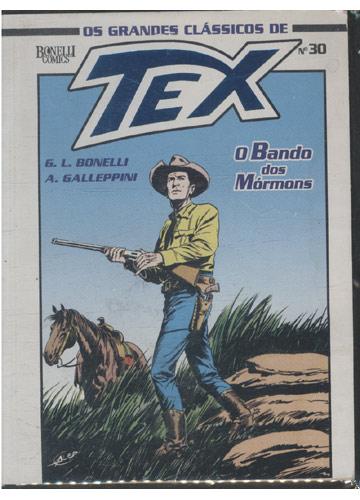 Os Grandes Clássicos de Tex - Nº.30