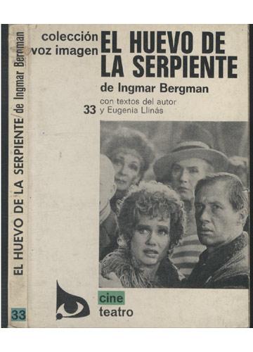 El Huevo de la Serpiente de Ingmar Bergman