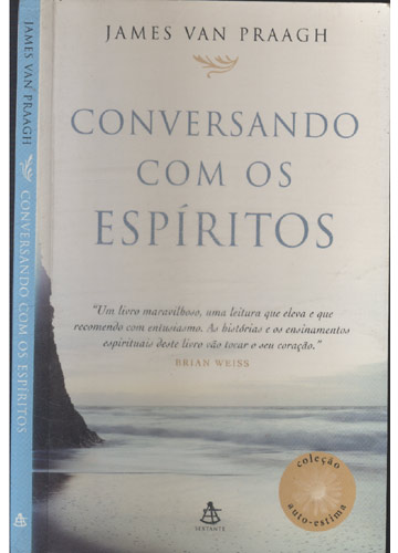 Livro - Conversando com os Espíritos - Sebo do Messias