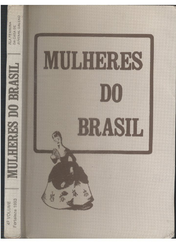 Mulheres do Brasil - Volume 4