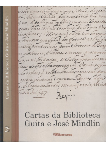Cartas da Biblioteca Guita e José Mindlin