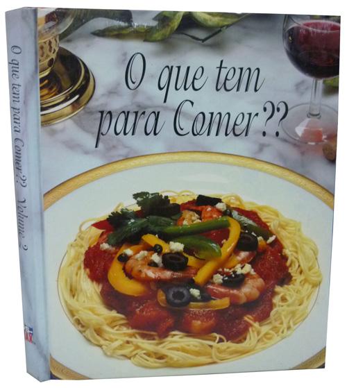 O que Tem Para Comer? - Volume 2