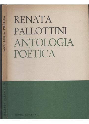 Antologia Poética - Renata Pallottini - Com Dedicatória da Autora
