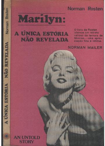 Marilyn - A Única Estória Não Revelada