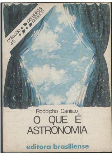 Astronomia - O Que é Astronomia