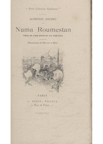 Numa Rousmestan