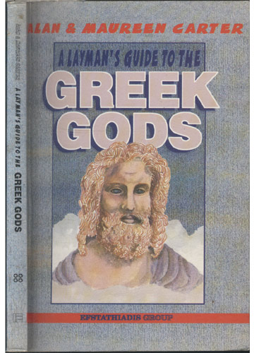 A Layman's Guide to the Greek Gods