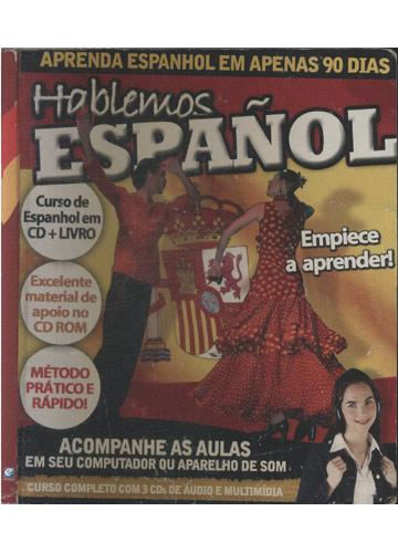 Hablemos Español - Sem CD