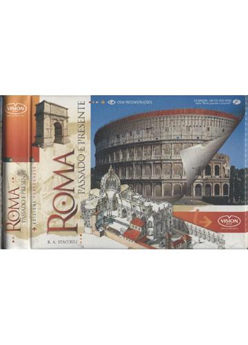 Roma - Passado e Presente - Com DVD