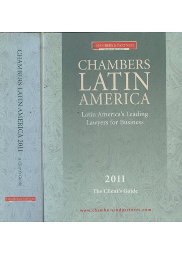 Chambers Latin America - A Client's Guide 2011