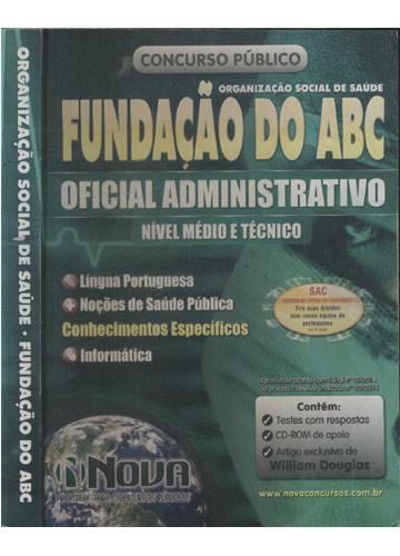 Organização Social de Saúde - Fundação do ABC - Sem CD