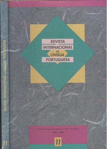 Revista Internacional de Língua Portuguesa - N 11