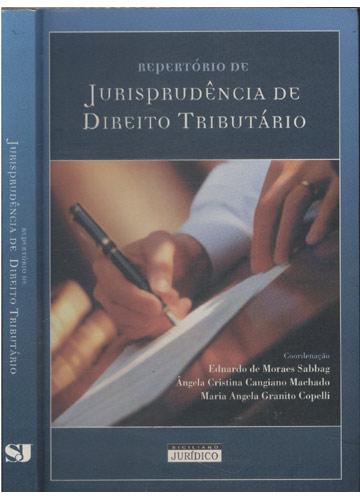 Repertório de Jurisprudência de Direito Tributário