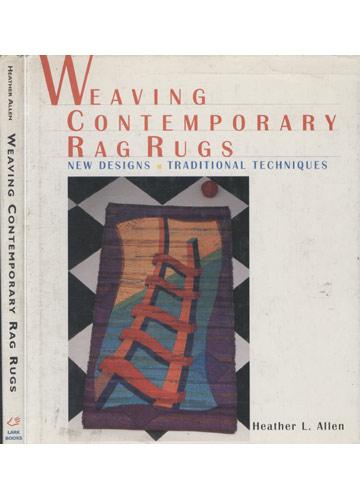 Weaving Contemporary Rag Rugs
