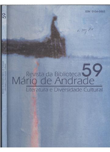 Revista da Biblioteca Mário de Andrade - Literatura e Diversidade Cultural - N° 59