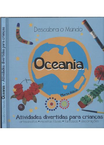 Oceania - Atividades Divertidas Para Crianças